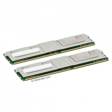 Memória HP MEM 512MB PC5300 667MHz DDR2 CL5 ECC SDRAM