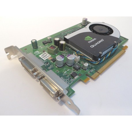Placa Gráfica HP PCI-E 256MB Nvidia Quadro FX-370 Video Card 456136-001