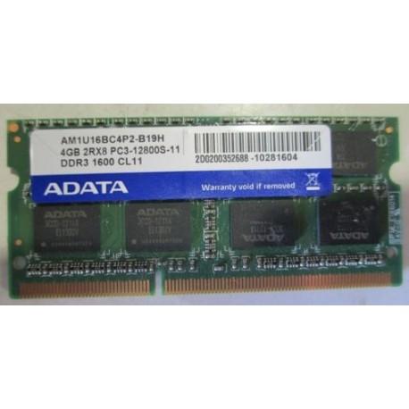 Memória Notebook ADATA 2 GB Pc2-6400 Ddr2-800 800mhz Laptop