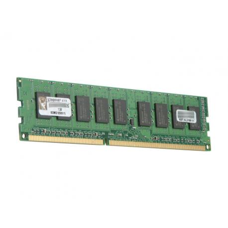 Memória Kingston 2GB 240-Pin DDR3 SDRAM ECC Unbuffered DDR3 1333 Server Memory Model