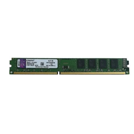Memória RAM Kingston KVR1333D3N9/4G
