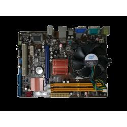 Motherboard ASUS - P5KPL-AM SE micro ATX - LGA775 Socket - G31 Series