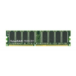 Memória Kingston ValueRAM 512 MB 400MHz PC3200 DDR CL3 DIMM