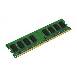 Memória Kingston 2GB 240-Pin DDR2 SDRAM ECC DDR2 800 (PC2 6400) System Specific Memory for HP/Compaq Model KTH-XW4400E6/2G
