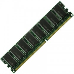 Memória HP - 1GB 333MHZ PC2700 CL2.5 ECC DDR SDRAM DIMM GENUINE HP MEMORY FOR HP PROLIANT SERVER ML350 G4 DL360 G4 ML150