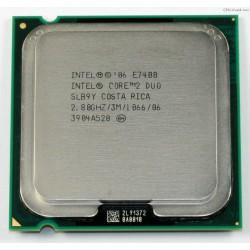 Processador Intel - Core 2 Duo E7400 Dual Core 2.8GHz 3MB L2 Cache