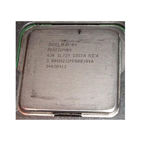 Processador Intel - Pentium 4 630 Single Core 3GHz 2 MB L2 Cache