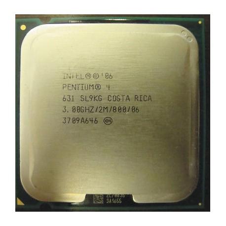 Processador Intel - Pentium 4 631 Single Core 3GHz 2 MB L2 Cache